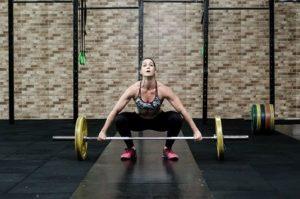 Sportovní oblečení na CrossFit