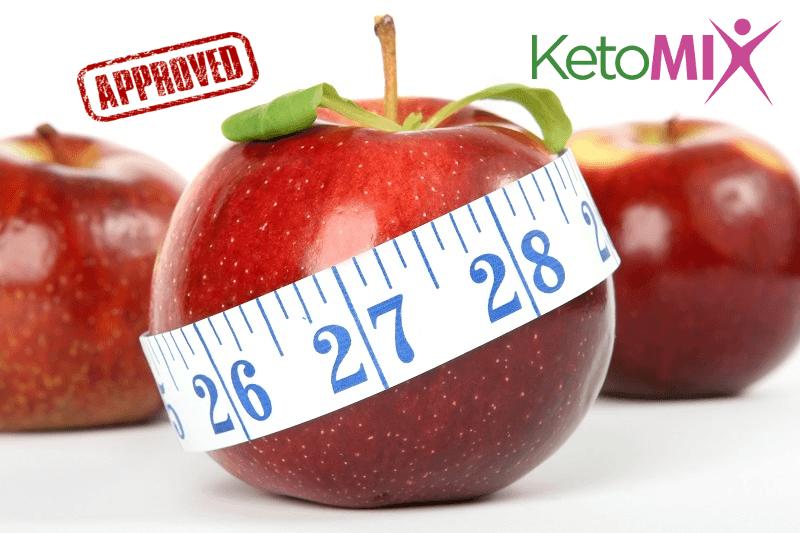 Proteinová dieta KetoMIX pro ženy