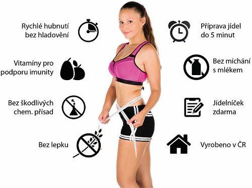 Redukční dieta KetoMIX - hubnutí bez hladovění