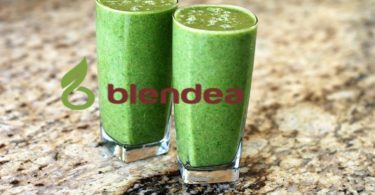 Detoxikace organismu - BLENDEA SUPERGREENS