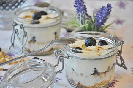 KLOUBUS recenze - jogurt