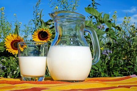 Bolest kolene - mléko