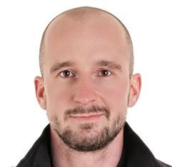Redaktor David Vajda - www.drzsefit.cz
