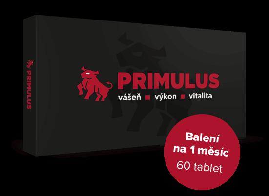 primulus - krabička