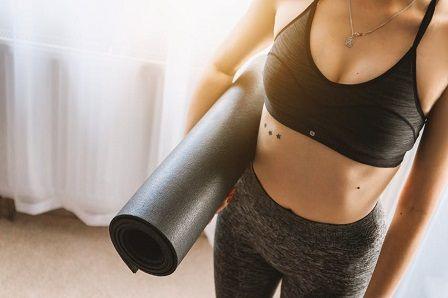 Fitness oblečení pro ženy - crossfit