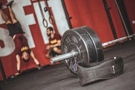 Sportovní výsledky - CrossFit