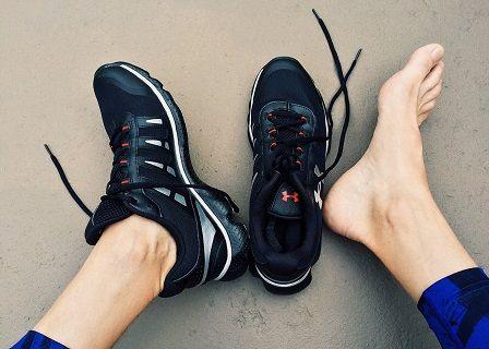 Sportovní výsledky - obuv