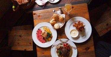 Denní příjem kalorií - oběd