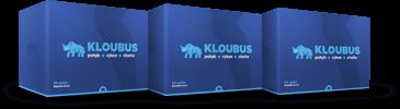 Nejúčinnější kloubní výživa KLOUBUS - krabička