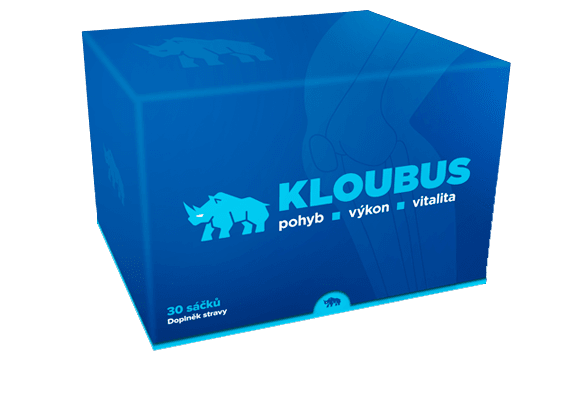 Nejúčinnější kloubní výživa - KLOUBUS - www.drzsefit.cz