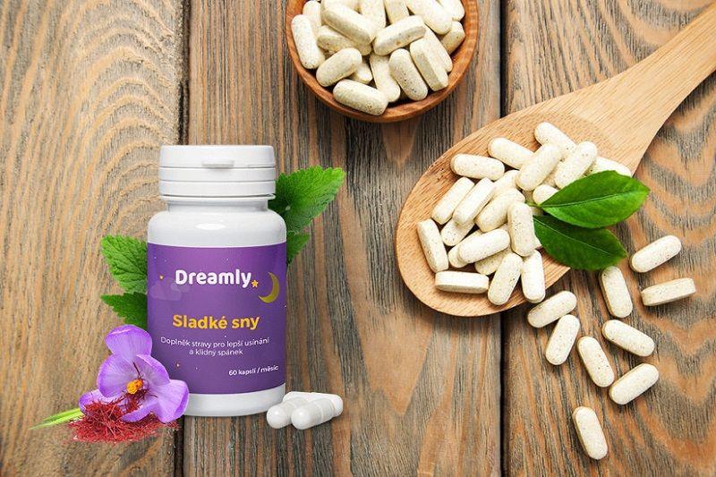 Dreamly - zdravý spánek