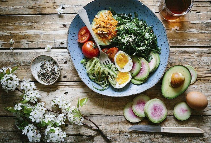 Jak se zdravě stravovat - jídlo