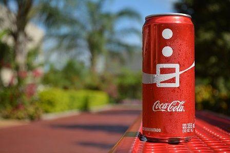 Sacharidy v potravinách - coca cola