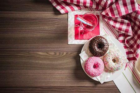 Společné aktivity - sladkosti