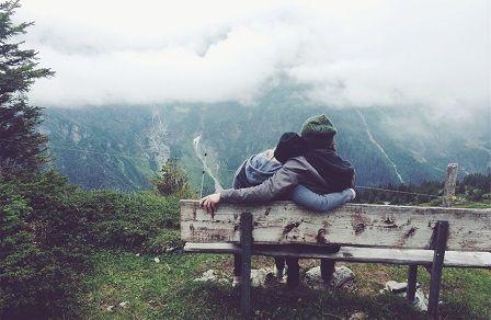Společné aktivity - výlety po horách