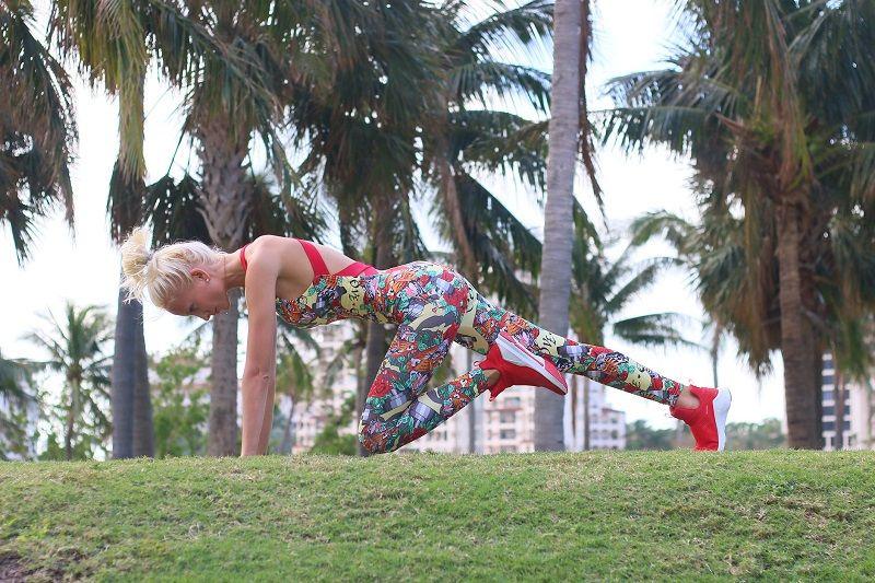 Cvičení s vlastní vahou - pro ženy