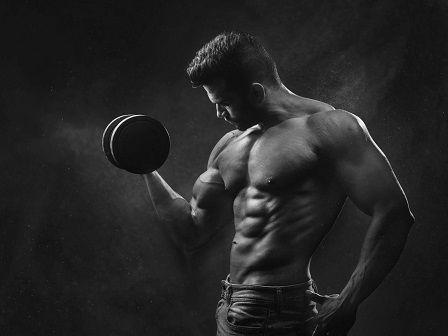Jak nabrat svalovou hmotu - muži
