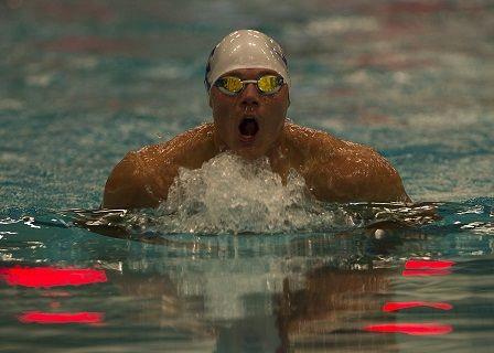 Plavání - kapacita plic