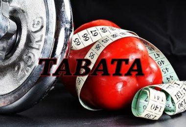 Tabata - intervalový trénink