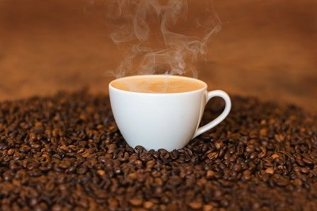 Hluboký spánek - kofeinové nápoje