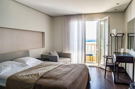 Hluboký spánek - ložnice
