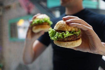 Nebezpečné potraviny - hamburger