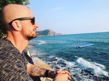 Cvičení u moře - Turecko