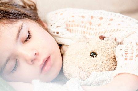 Pro lepší spánek - dítě