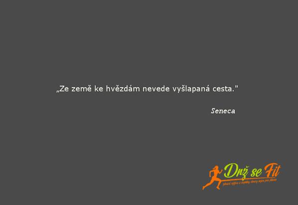 Citát Seneca - drzsefit.cz
