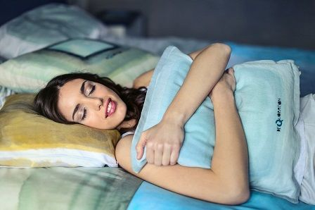 Léky na spaní - ženy
