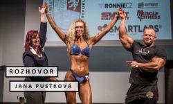 Rozhovor s Bikini Fitnesskou Janou Pustkovou o účasti na závodech v roce 2018