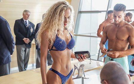 Bikini Fitness - soutěž Ostrava