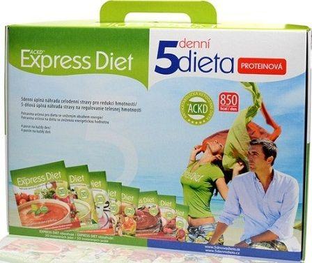 Nejlepší dieta na hubnutí - Expess Diet