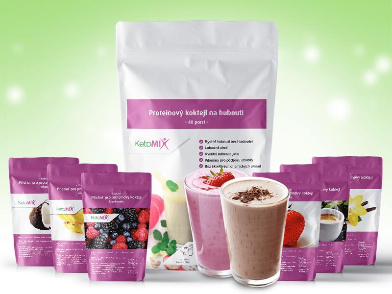 Nejlepší dieta na hubnutí - KetoMIX