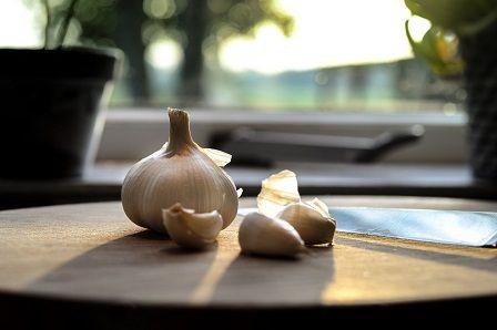 Zlepšení erekce - česnek
