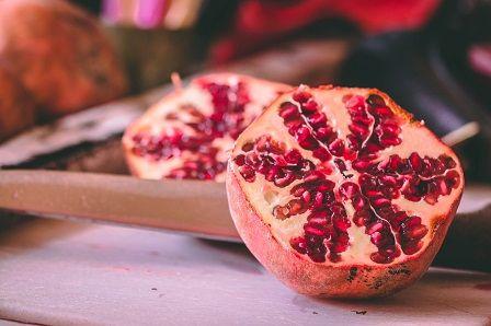 Zlepšení erekce - granátové jablko