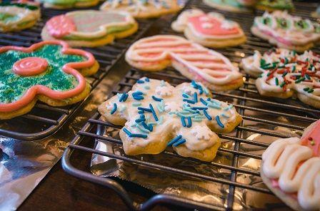 Zvýšený cukr v krvi - vánoční cukroví