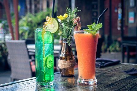 Odbourani alkoholu - destilaty
