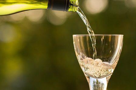 Odbourani alkoholu - suche vino