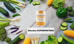 Blendea SUPERPROTEIN – rostlinná směs proteinu a superpotravin