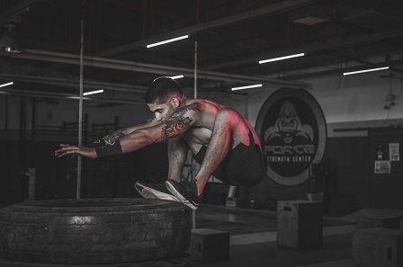 bolest svalů a kloubů - crossfit