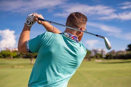 Poruchy spánku nevyskytující se u golfistů
