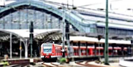 Bylinky na dobrý spánek - cestování vlakem