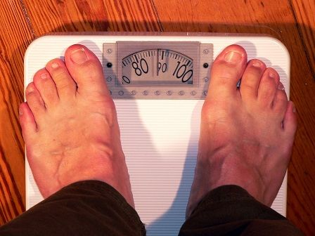 redukce nadbytečných kilogramů