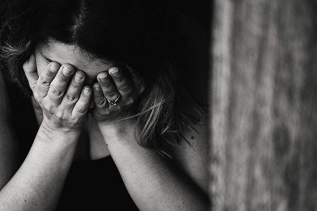 ženská menopauza - návaly horka