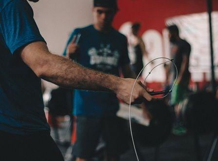 Švihadlo v CrossFitu