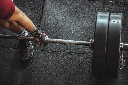 Deadlift - ztráta svalové hmoty