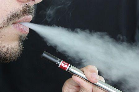 Elektronické cigarety - škodlivé látky