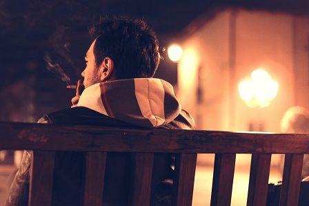 Kouření venku