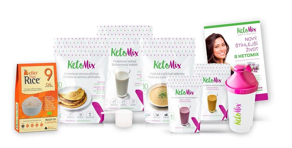 Dieta od KetoMIX